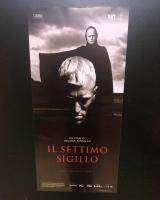 Il Settimo Sigillo - Bergman (vers. rest. 2018) Loc.33x70