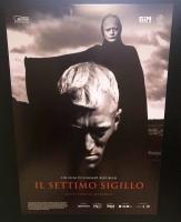 Il Settimo Sigillo - Bergman (vers. rest. 2018) Poster 70x100