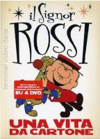 Il Signor Rossi-Una Vita da cartone (4 dvd) B.Bozzetto