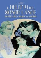 Il delitto del signor Lange (Dvd) di J. Renoir