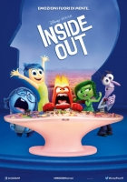 Inside Out Poster maxi CINEMA 100X140