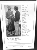 Io e Annie di W. Allen (ediz. restaurata 2018) poster 70x100