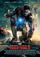 Iron Man 3 Poster 70x100