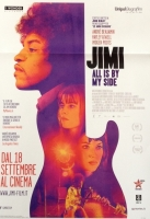 JIMI all is by my side Poster maxi CINEMA 100X140