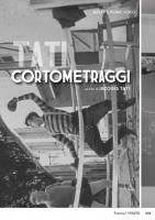 Jacques Tati - I Cortometraggi (DVD) J. Tati