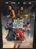 Justice League (2017) Poster 70x100