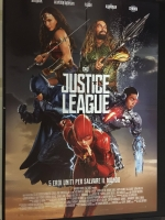 Justice League (2017) Poster maxi CINEMA 100X140