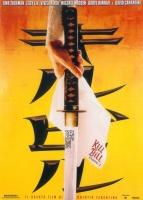 KILL BILL Vol.1 Poster 70x100 Q.Tarantino