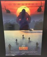 Kong Skull Island (2017)  Poster cm. 70x100