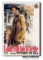 LADRI DI BICICLETTE De Sica poster70x100 NON PIEGATO