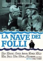 LA NAVE DEI FOLLI S.Kramer DVD Hollywood