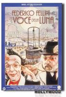 LA VOCE DELLA LUNA Fellini POSTER 70x100 Non Piegato!