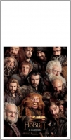 LO HOBBIT B Locandina Poster Origin.35X70