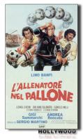 L'ALLENATORE NEL PALLONE POSTER 70x100 Non Piegato!