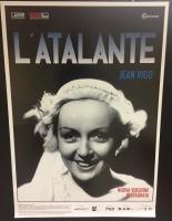 L'Atalante di Jean Vigo (ediz. rest. 2018) Poster 70x100