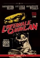 L' infernale Quinlan (Edizione Restaurata in 2 Dvd) di Orson Wel