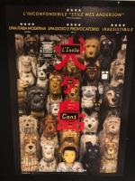 L'isola dei cani di Wes Anderson (2018) Poster 70x100