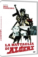 La Battaglia di Algeri (1966) DVD G.Pontecorvo