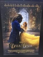 La Bella e la Bestia (2017)  Poster cm. 70x100