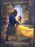La Bella e la Bestia (2017) Poster maxi CINEMA 100X140