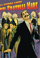 La Guerra Lampo dei Fratelli Marx (1933) (Dvd)