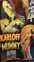 La Mummia (1932) con Boris Karloff Poster 64x100