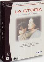 La Storia (1986) 3-DVD  SERIE TV RAI  Luigi Comencini
