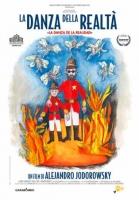 La danza della realtà (2013) DVD A.Jodorowsky
