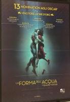 La forma dell'acqua (2018) Poster maxi CINEMA 100X140