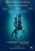 La forma dell'acqua (Dvd) di G. Del Toro