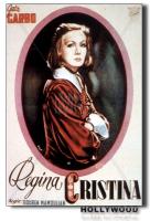 La regina Cristina Greta Garbo Poster CINEMA 70x100