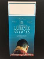 Laurence Anyways di Xavier Dolan loc.33x70 digitale tiratura lim