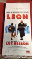 Leon -Locandina Poster Origin.33X70 Copie Limitate