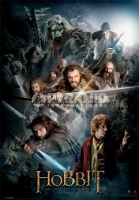 Lo Hobbit Poster 3D in Movimento!
