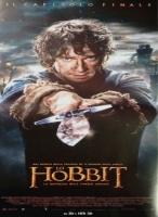Lo Hobbit - La Battaglia delle Cinque Armate - MANIFESTO 100X140