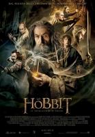 Lo Hobbit - La Desolazione Di Smaug MANIFESTO 100X140