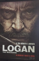 Logan - the Wolverine (2017) Poster maxi CINEMA 100X140