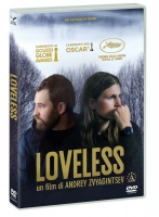 Loveless (2017) (Dvd) A. Zvjagincev