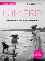 Lumière! L'invenzione del cinematografo (2 Dvd 1 Blu-ray + bookl