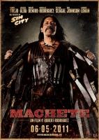 MACHETE Rodriguez -Locandina Poster Origin.35X70