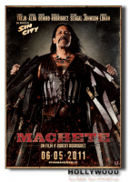 MACHETE Rodriguez Poster CINEMA 70x100