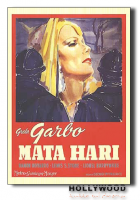 MATHA HARI Greta Garbo 70x100 Non Piegato! Hollywood