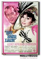 MY FAIR LADY A.Hepburn POSTER 70x100 Non Piegato!