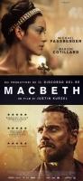 Macbeth (2015) di Justin Kurzel Poster maxi CINEMA 100X140