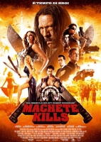 Machete Kills Poster maxi CINEMA 100X140