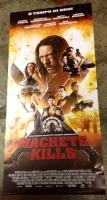 Machete Kills -Locandina Poster Origin.35X70
