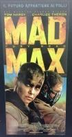 Mad Max Fury Road locandina 33x70