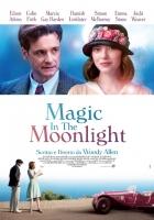 Magic in the Moonlight (2014) Woody Allen manifesto 100x140