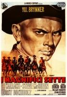Magnifici sette Poster 70x100