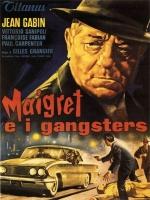 Maigret e i Gangsters (1963) DVD G.Grangier